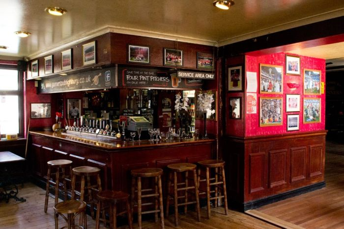 London Fan Pubs. Part 2 (25 pics)