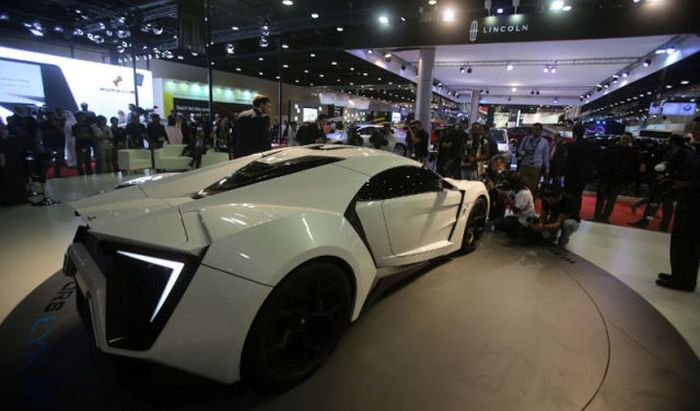 LykanHyperSport is the New Most Expensive Car (14 pics + video)
