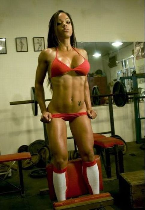 Girls With Very Fit Bodies Part 2 59 Pics