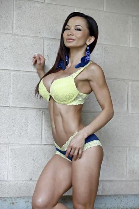 Very Fit Women Nude