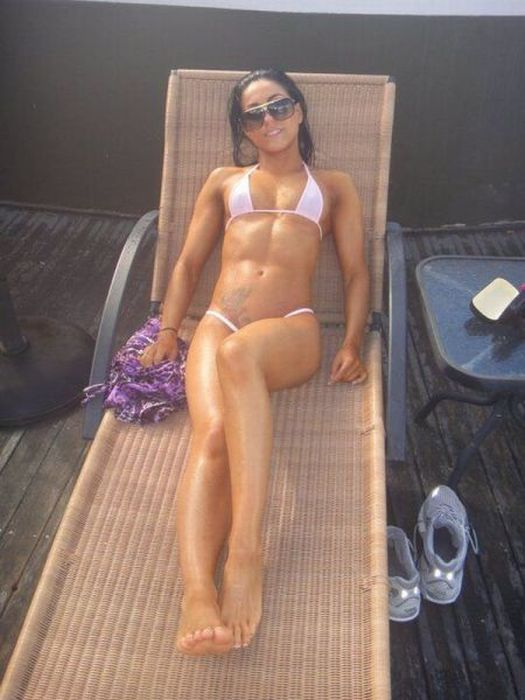 Girls with Very Fit Bodies. Part 2 (59 pics)