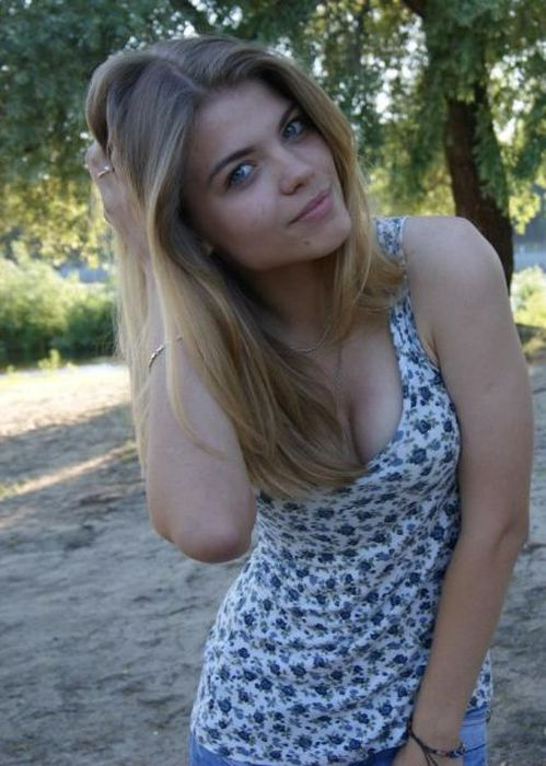 Cute Russian Girls (60 pics)