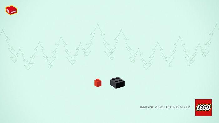 LEGO Riddles (55 pics)