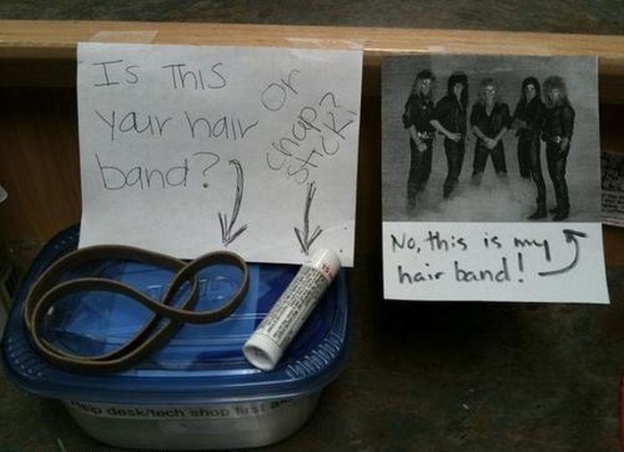 Funny Responses To Passive Aggressive Notes (26 pics)