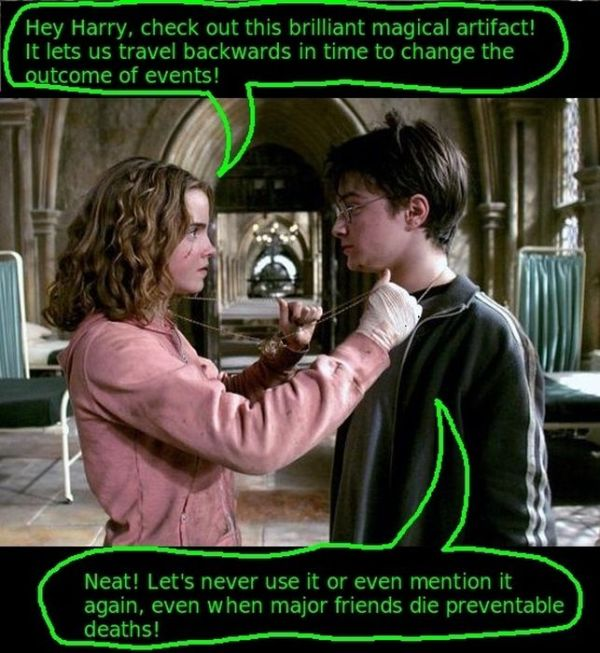 Movie Plot Holes (13 pics)