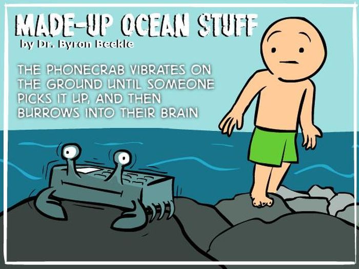 Interesting Ocean Facts (7 pics)