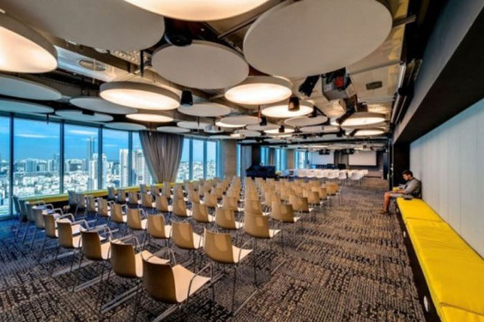 New Google Office in Tel Aviv (52 pics)