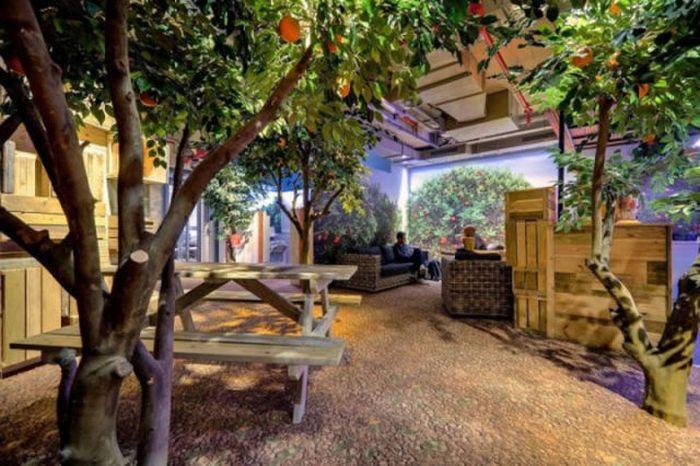 New Google Office in Tel Aviv (52 pics)