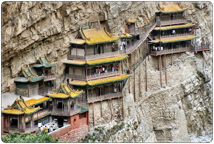 Mountain Temples (18 pics)