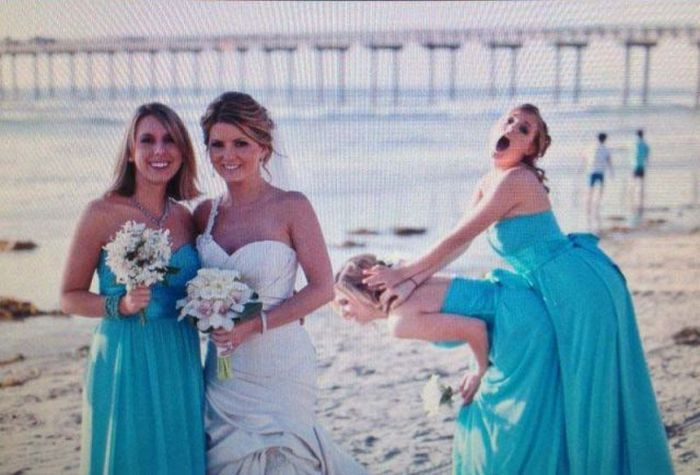 Funny Wedding Photos (65 pics)