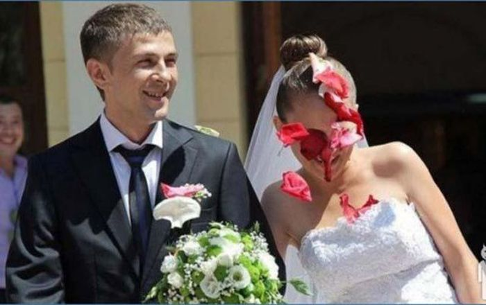 Funny Wedding Photos (65 pics)