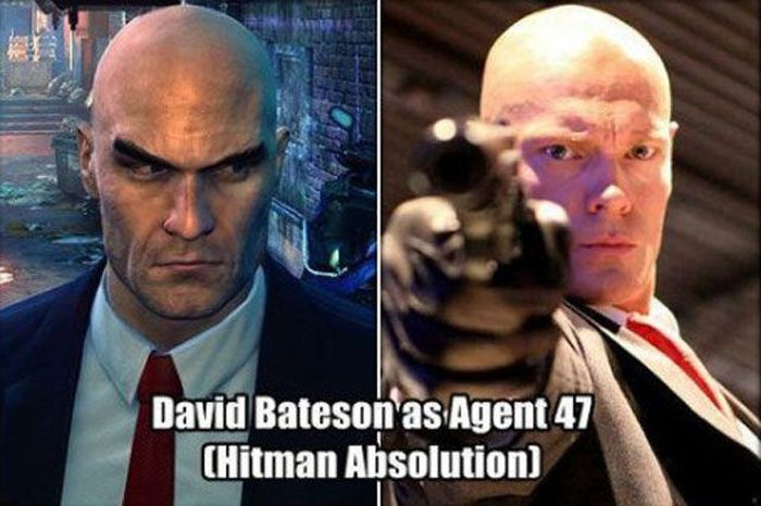 Video Game Characters Models after Famous People (18 pics)