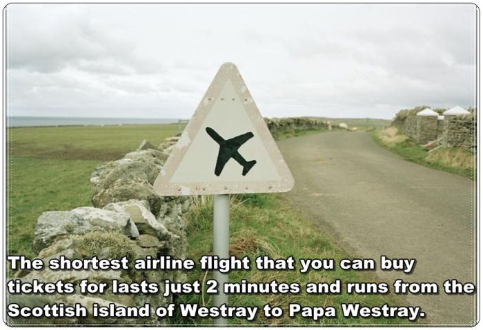 Interesting Travel Facts (20 pics)