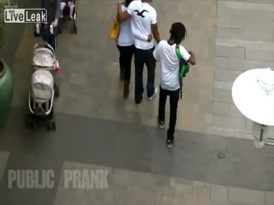 Public Drug Dealer Prank