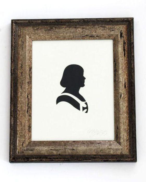 Famous Paper Cuts (84 pics)