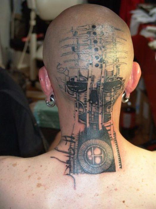 Tattoo Freaks (80 pics)