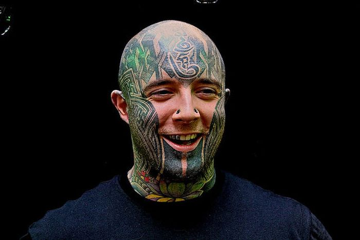 Tattoo Freaks (80 pics)