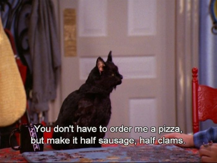 Things Said by Salem Saberhagen (43 pics)