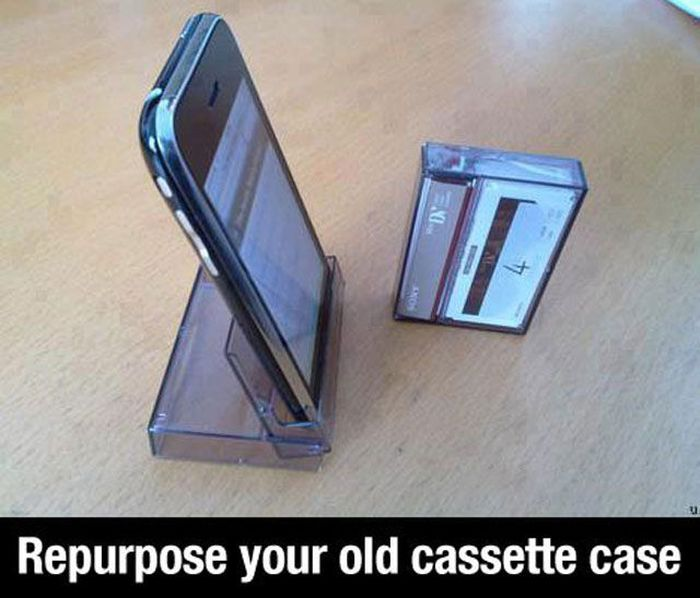 Life Hacks in Pictures. Part 2 (20 pics)