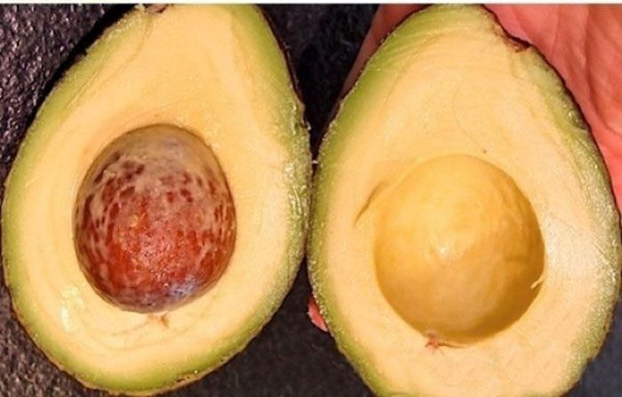 How to Buy a Good Avocado (4 pics)