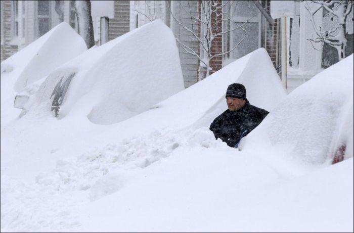 Snow Storm Nemo (27 pics)