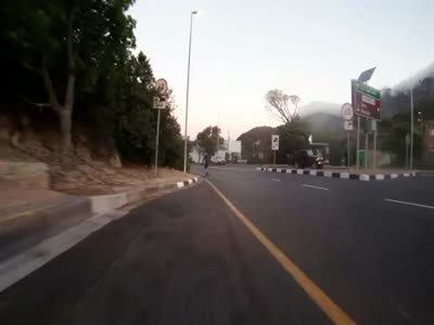 Longboard Speed Downhill