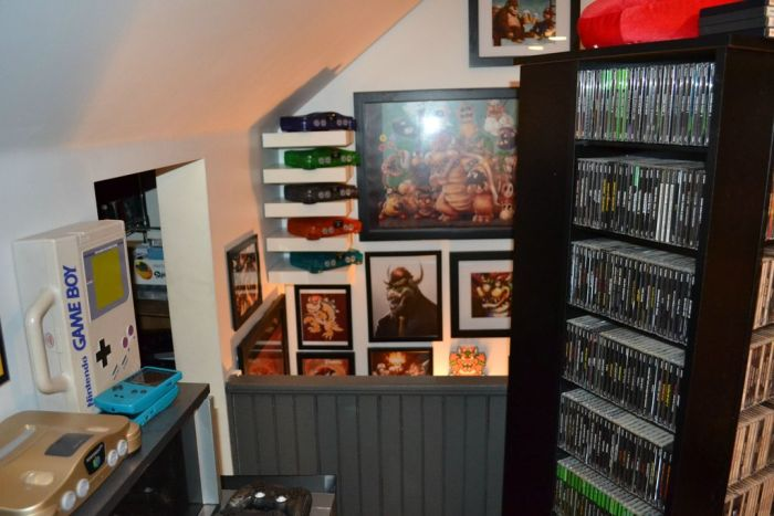 Gaming Room (18 pics)