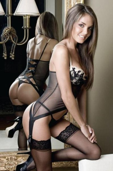 Beautiful Lingerie Girls (66 pics)