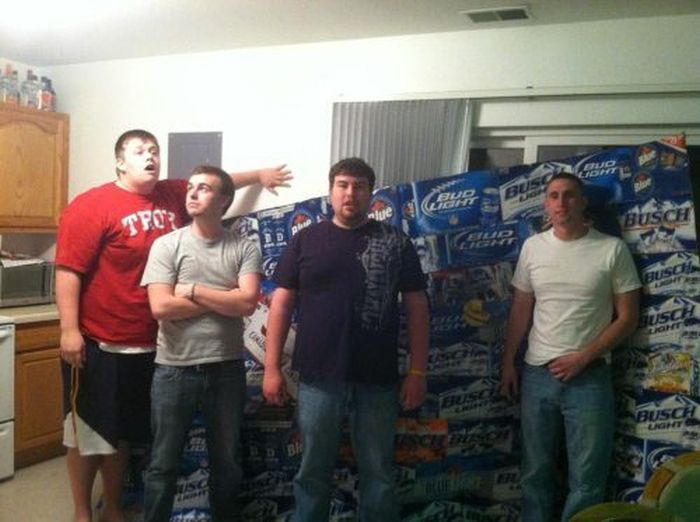 I Miss College. Part 5 (46 pics)
