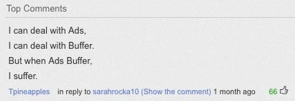 Funny Youtube Comments Part 10 (17 pics)