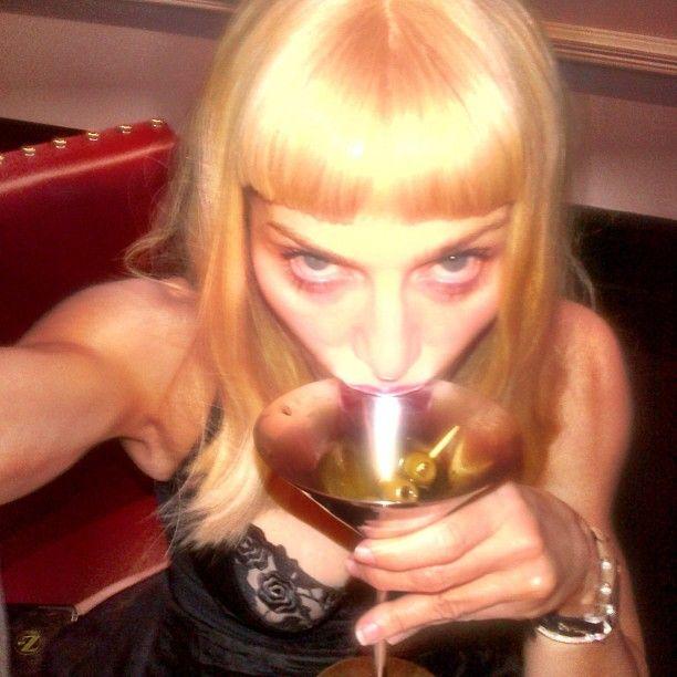 Madonna's Instagram Photos (2 pics)