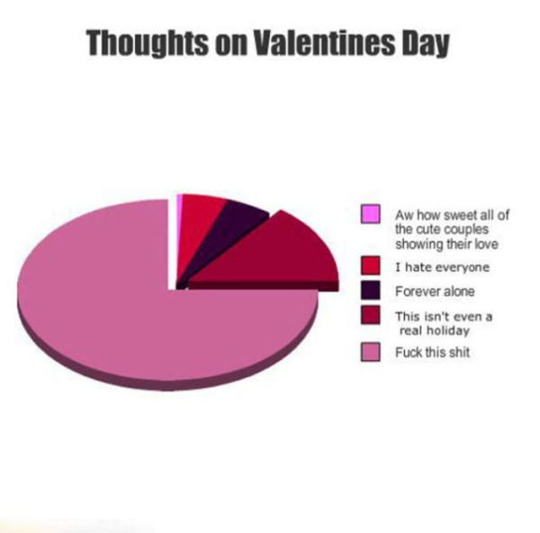 Funny Valentine's Day Photos (45 pics)