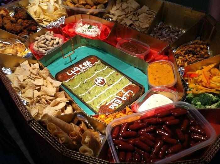 Candlesnack Park Food Staduim (23 pics)