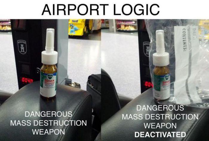 Logic? Not Here (40 pics)