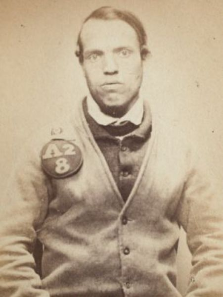 150-year-old Mugshots (21 pics)