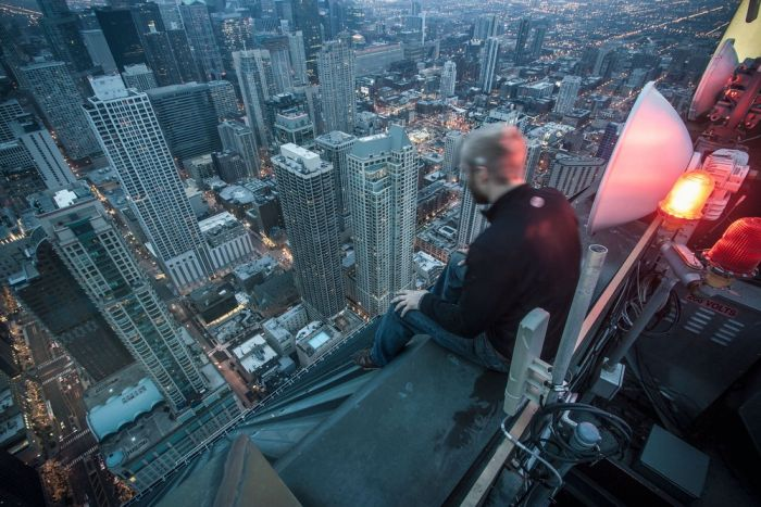 These People Love Height (30 pics)