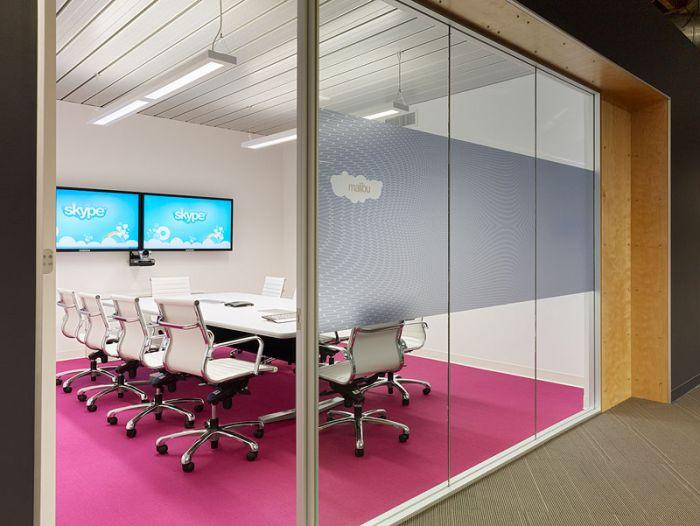 Skype's Headquarters in Palo Alto, California (20 pics)