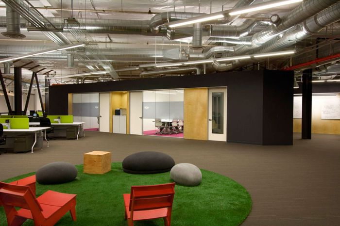 Skype's Headquarters in Palo Alto, California (20 pics)