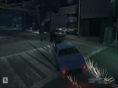 Funny GTA Fail