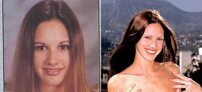 Porn Stars Before They Became Famous (13 pics)