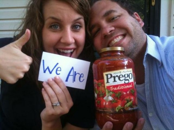 Great Baby Announcements (23 pics)