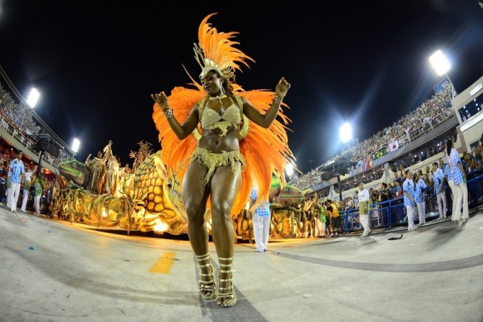 Carnival in Rio 2013. Part 2 (47 pics)