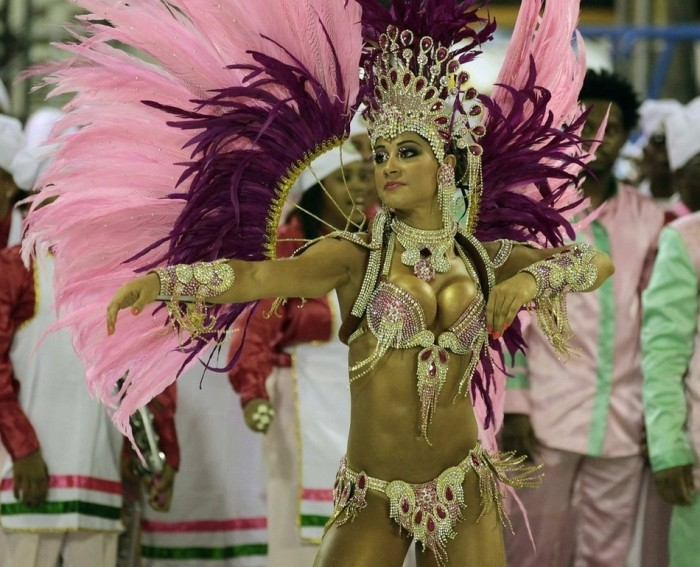 Carnival in Rio 2013. Part 2 (47 pics)