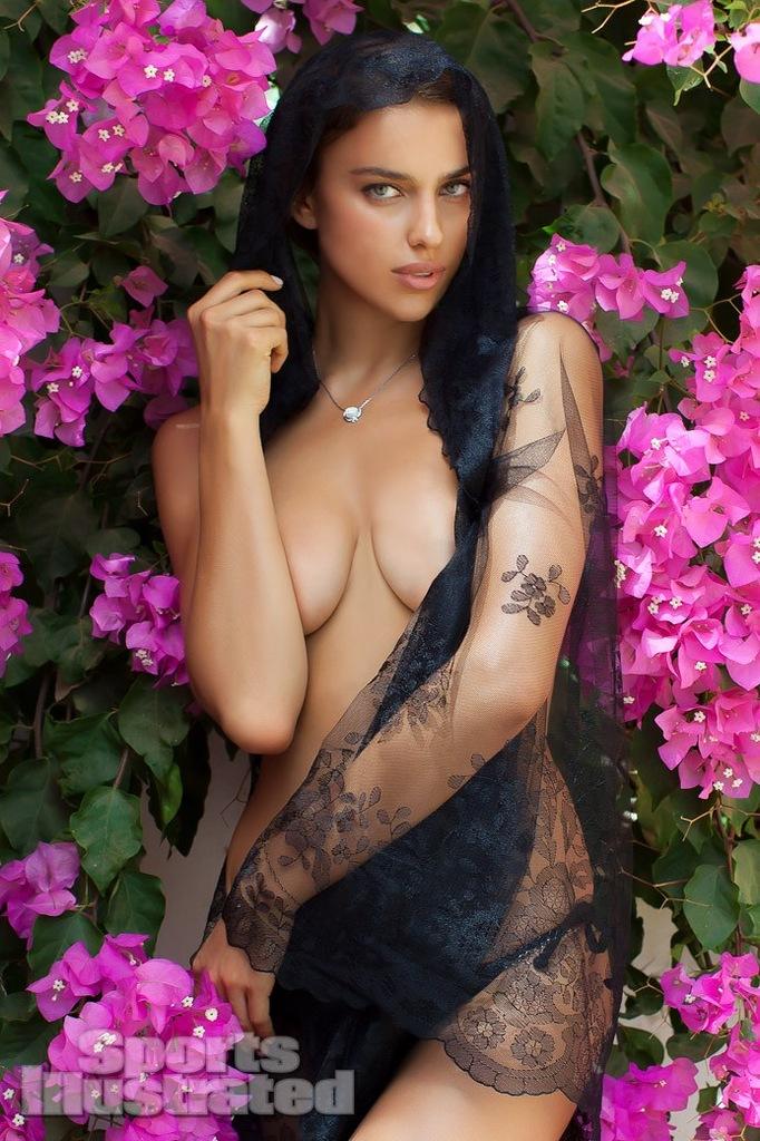 Irina Shayk SI Photos (15 pics)