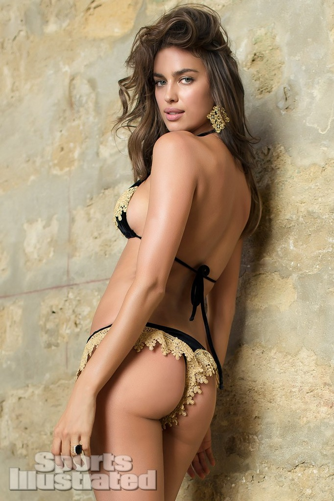 Irina Shayk SI Photos (15 pics)