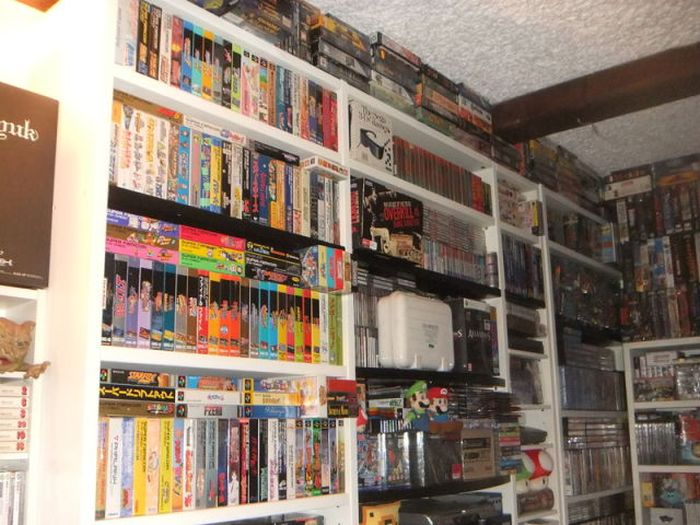 30 Year Gaming Collection (45 pics)