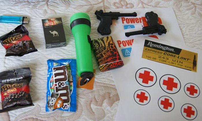 Homemade Gift Box (19 pics)