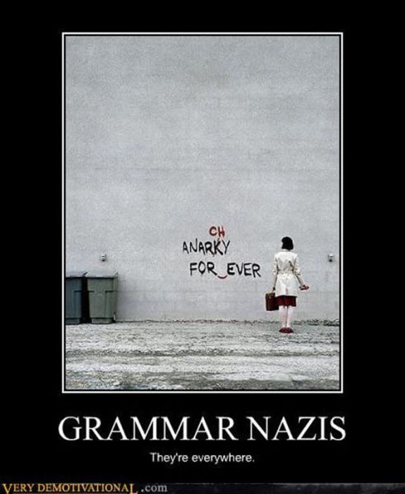 Funny Demotivational Posters, Feb. 18, 2013 (34 pics)