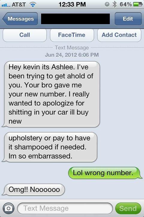 Wrong Number Texts. Part 2 (26 pics)