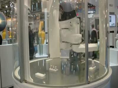 Amazing Industrial Robot Speed